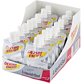 Dextro Energy Liquid Gel Urheiluravinto Classic 18 x 60ml